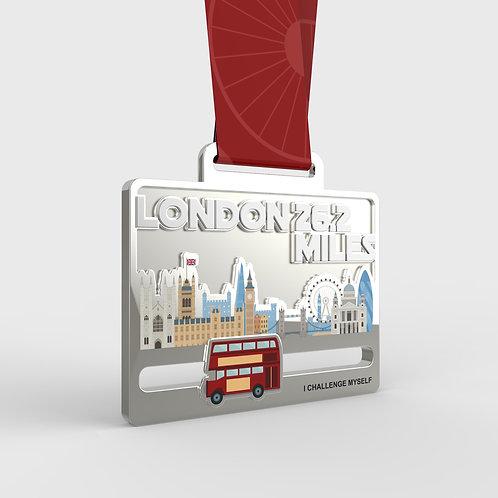 London Marathon 26.2 Miles