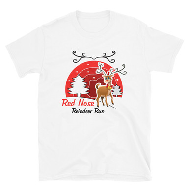 RED NOSE RINEDEER RUN