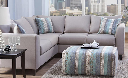 2100 Series Urban Safari Sectional Set