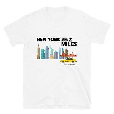 New York Challenge Top