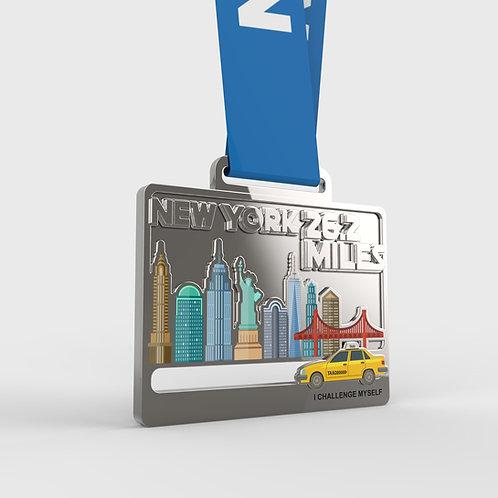 NEW YORK 26.2 MILE CHALLENGE