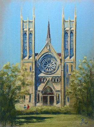 Basilica. Guelph