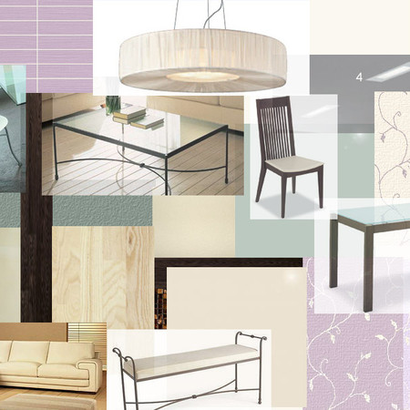 Interior Idea Collage