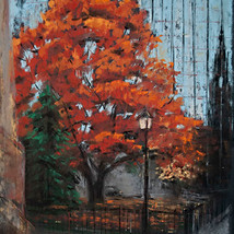 Fall tree and its neighbours 3/2018