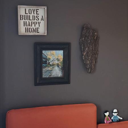 Artworks and interior decor