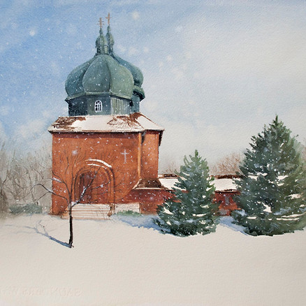 Ukranian church 2017