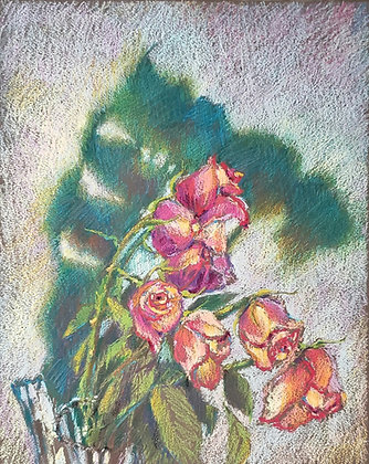 Roses and shadows