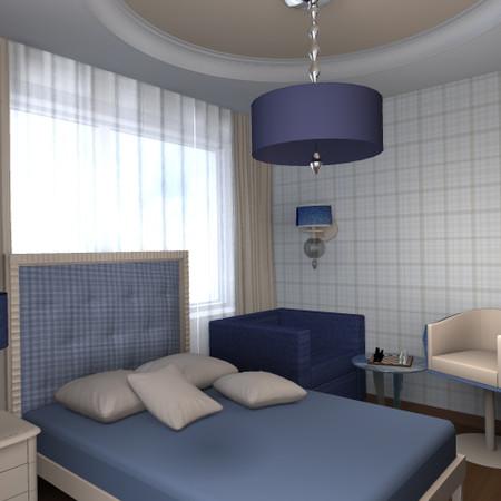 """Bedroom """"Denim"""" for a boy"""