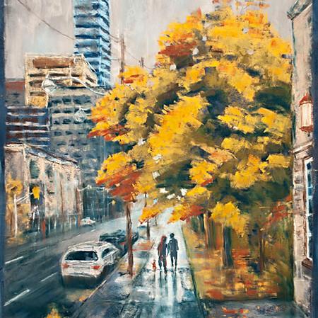 Fall in Toronto 2018