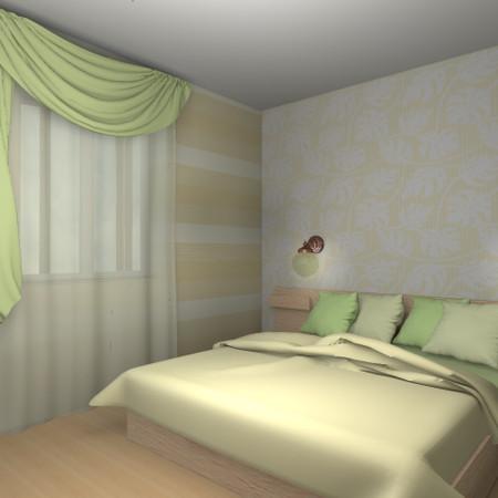 """Bedroom """"Spring Field"""""""