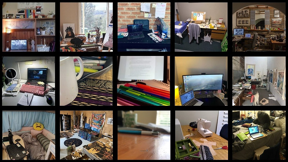week 4- home is where the workplace is.j