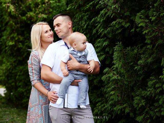 sesja rodzinna fotografivzna Olecko