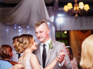 emocje taniec ślubny