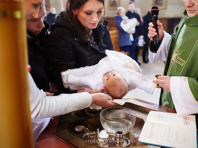 fotograf na chrzciny Olecko Suwałki