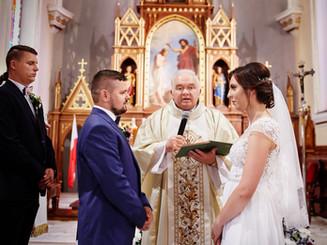 przysięga ślubna foto Olecko Suwałki Augustów