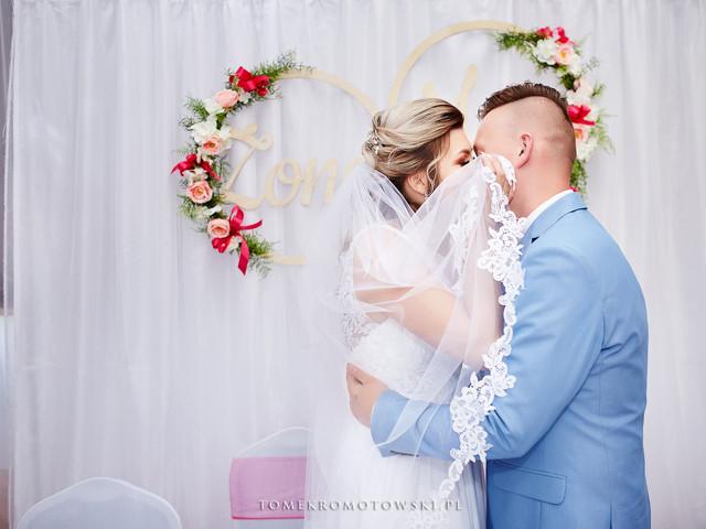 fotografia ślubna w Olecko