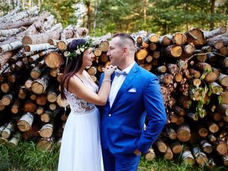 zdjęcia ślubne Suwałki Olecko
