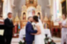 Ślub w zabytkowym Kościele- Bargłów Kościelny