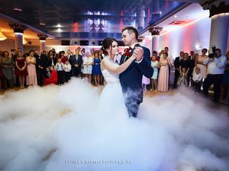 ciężki dym olecko pierwszy taniec