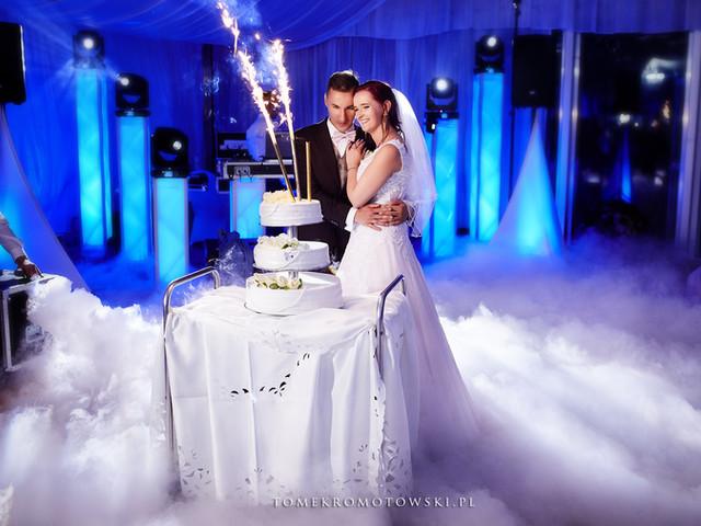 tort ślubny wesele Olecko