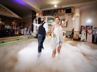 taniec pary młodej Olecko szkoła tańca