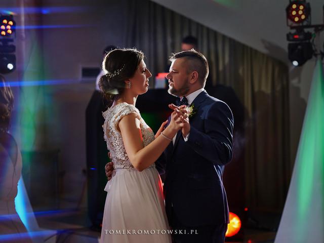 pierwszy taniec para młoda grajewo