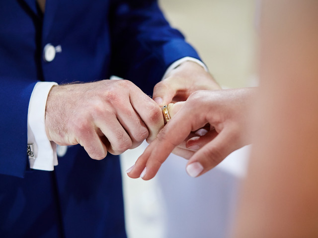 obrączki ślubne fotograf Suwałki