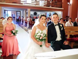 ślub kościelny Kowale Oleckie