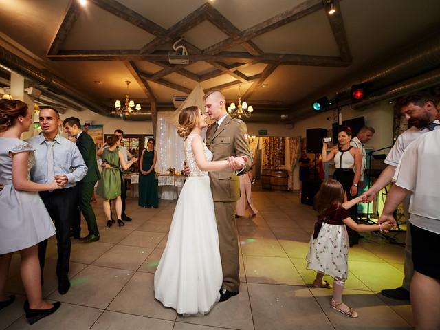 pierwszy weseleny taniec