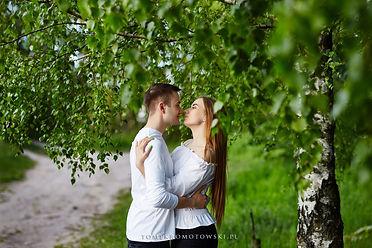 Sesja zdjęciowa zakochanych