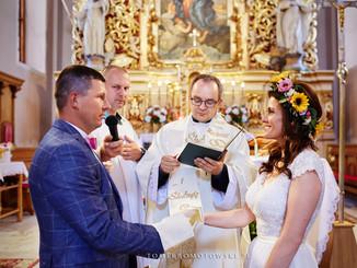 ślub Klasztor Kamedułów Suwałki
