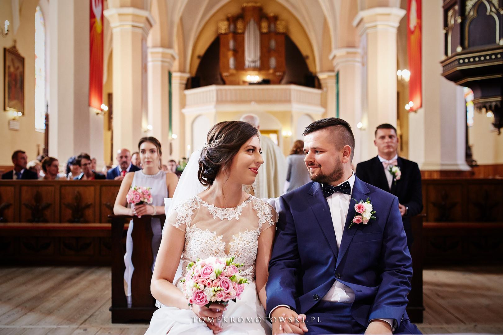 Agnieszka i Daniel Ślub
