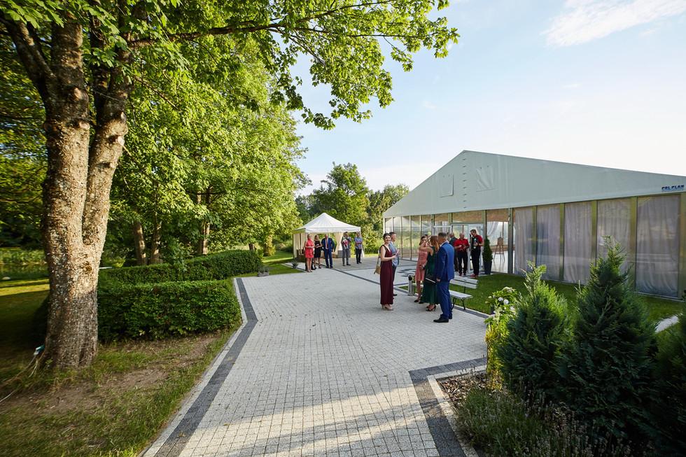 wesele w namiocie Olecko Mazurskii Dwór