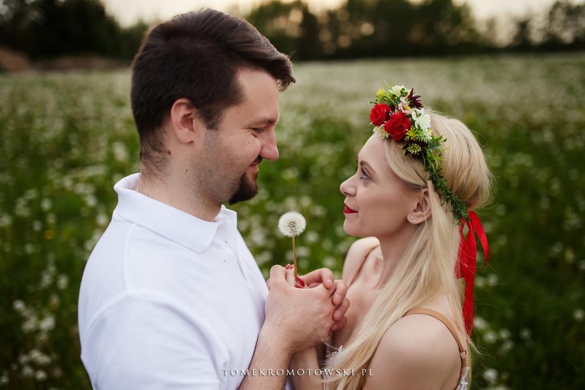 zakochani - fotograf ślubny z Olecko