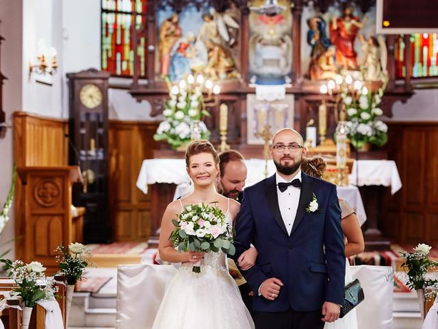 ceremonia ślubna fotograf Olecko