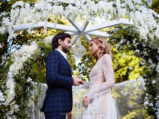 ślub w plenerze Olecko, fotograf
