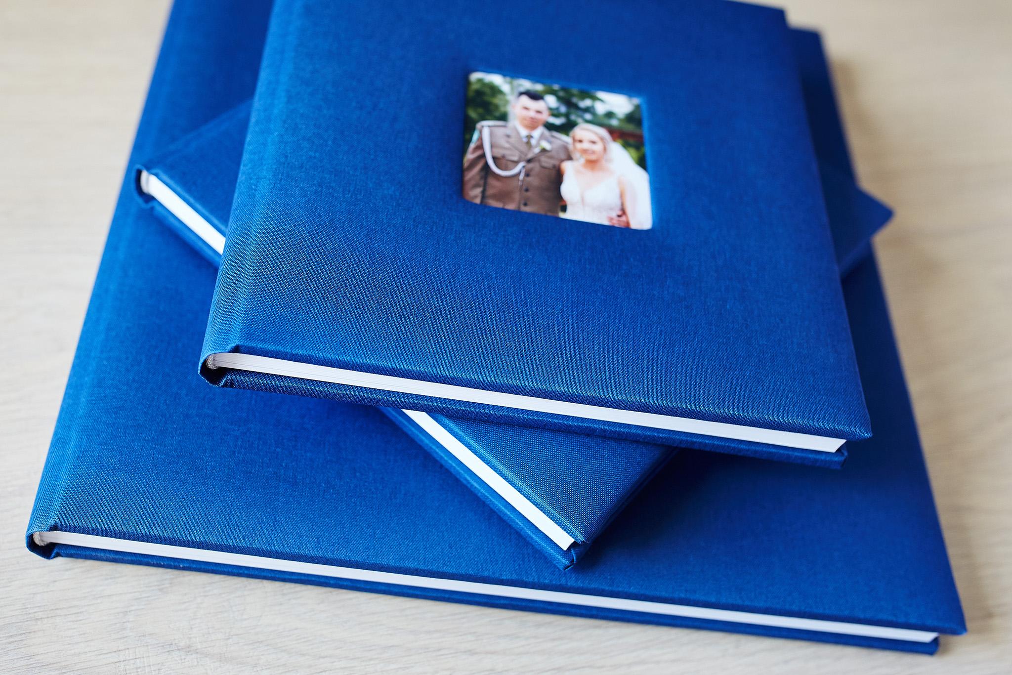 Fotoalbumy pakiet slubny Olecko Suwałki Romotowski
