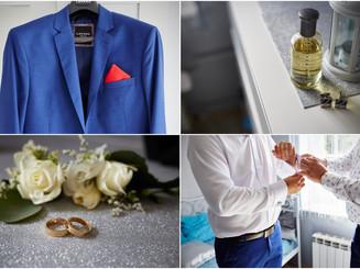 przygotowania ślubne Olecko