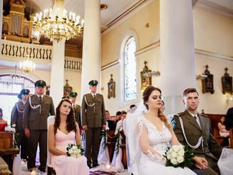 fotgraf suwałki ślub kościelny Augustów
