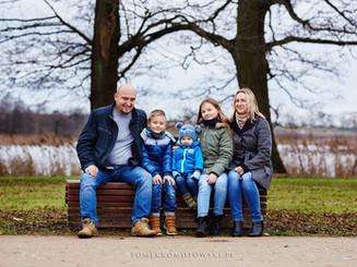 fotografia rodzinna olecko sesja zdjęciowa