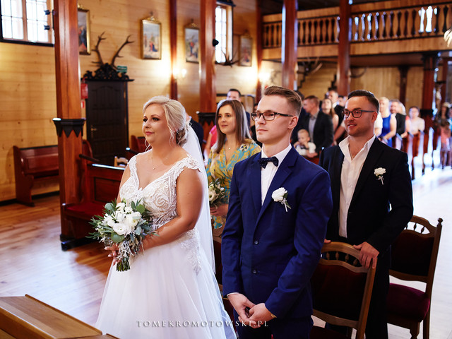 ślub w augustowie fotograf olecko