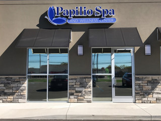 Papilio Spa now open in Wauseon