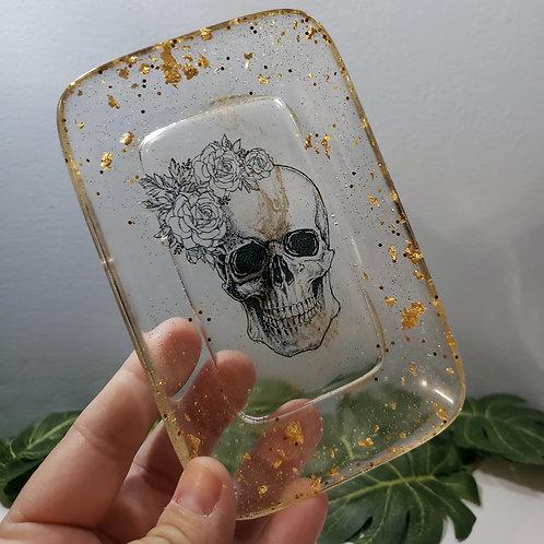 Goth Inspired Dish