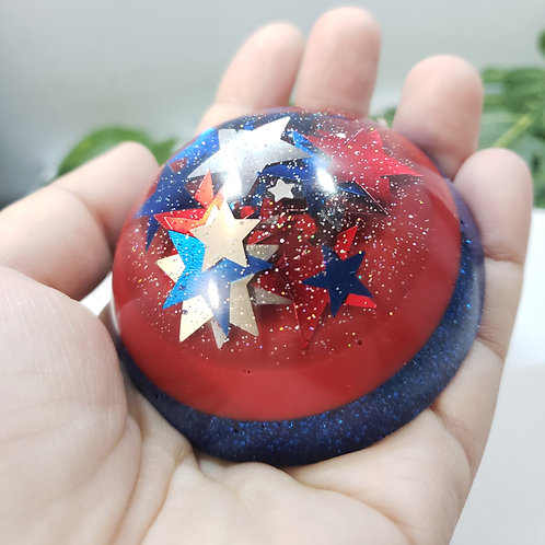 Stars and Stripes Paperweight