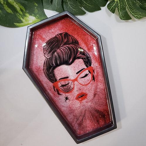 Vampire Goddess Tray