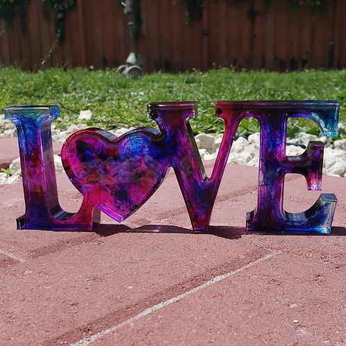 Love Freestanding Sign