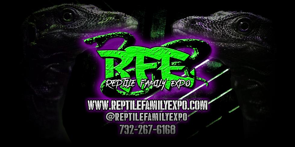 Reptile Family Expo 5-16-21