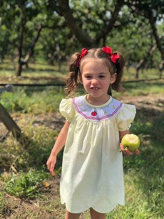 girl apple dress pigtails.jpg