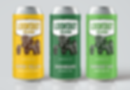 Lookout Farm Brewing Co New Can Label Art