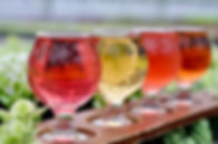 rose hard cider flight.jpg
